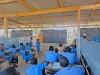 Moree (Ghana) - Olek i Basia uczą dwie różne klasy