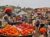 Moree (Ghana) - targ uliczny