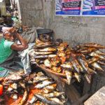 Moree - mercato ittico