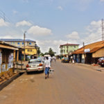 Accra - strada